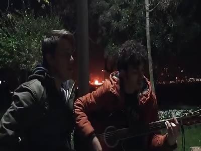 Huge Car Bomb Detonated in Istanbul - 29 killed 166 injured