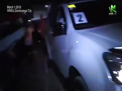 Saudi Preacher Shot in Phillipines