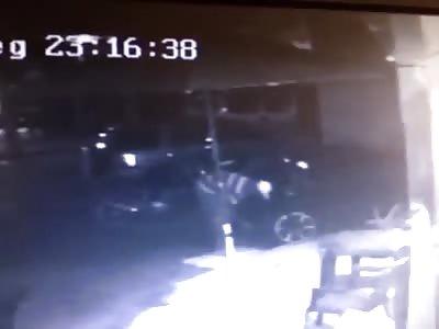 Man Shot Dead at Close Range by His Ex Wife's Boyfriend