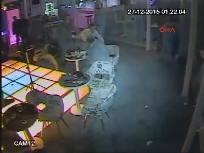 Murder Inside Nightclub
