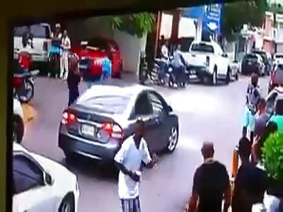 Man Gets Shot During an Argument