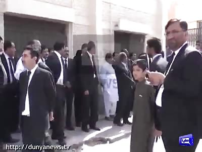 Bomb Blast in Pakistan Killed 53 People