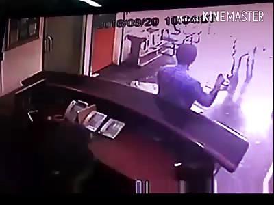 Three Year Old Boy Crushed to Death by Broken Glass Door in Restaurant