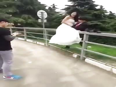 Crushed Vagina!
