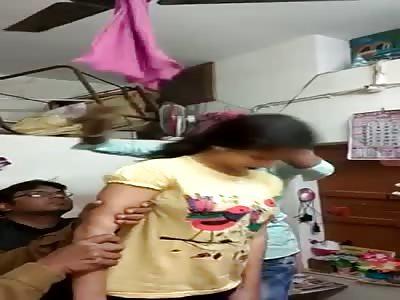 (Repost) Pretty Girl Hanged Herself