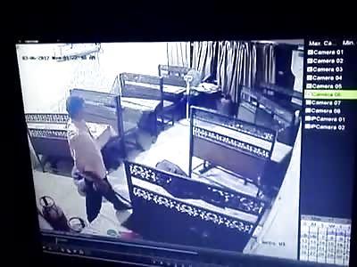 Man Beaten to Death by Fellow Workers Inside Restaurant