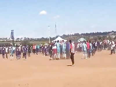 Man Murdered During Football Match Winning Celebration