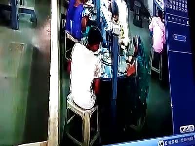 Diamond Factory Accident. Action @:48