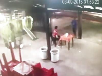 Drunk Fight Ends in Murder