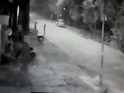 MAN CRITICALLY INJURED IN SHOCKING HIT-AND-RUN
