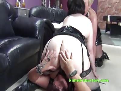 Granny Kim,,,face sitting