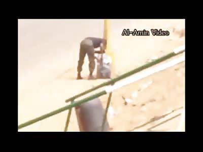 Bomb Disposal Nigerian style