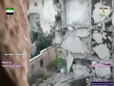 SAA advance attempt in North Aleppo ends in failure   June 25th 2016