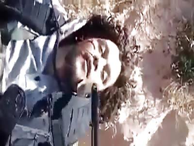 last breath of tunisian isis fighter in libya