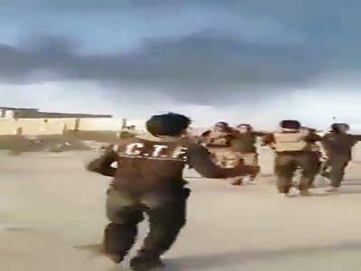 Captured ISIS rat gets tortured