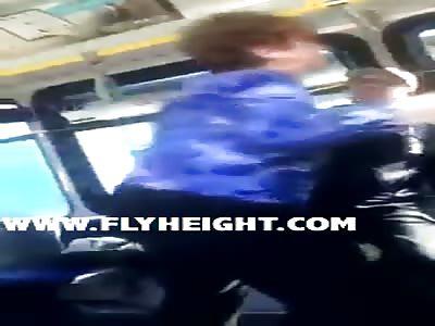 Woman Gets KO
