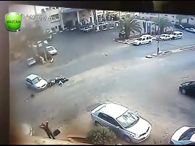 terrible accident in ramallah