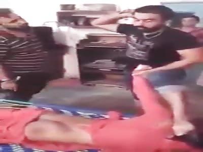Horrific Video Of Man Beating Up Transgender Goes Viral
