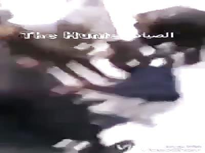 police brutality against old egyptian women