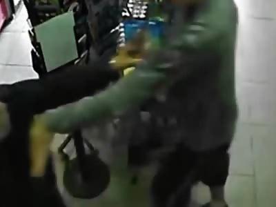 Shocking CCTV shows Knife thug rips turban off Sikh postmaster