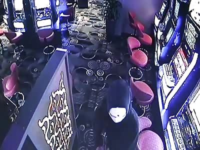 Police release CCTV of hotel armed robbery in Salisbury