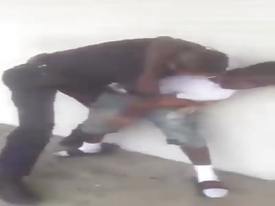 Don't mess wid dis cop nigger.