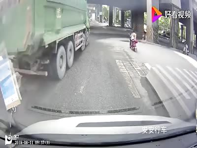 What a close call