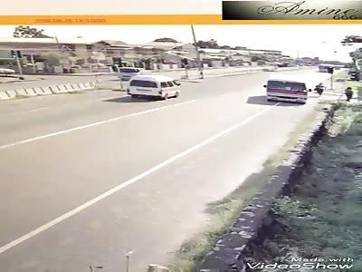 Taxi Kills Little Boy