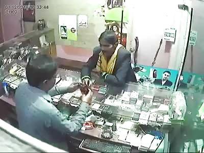 robbery fails instant karma