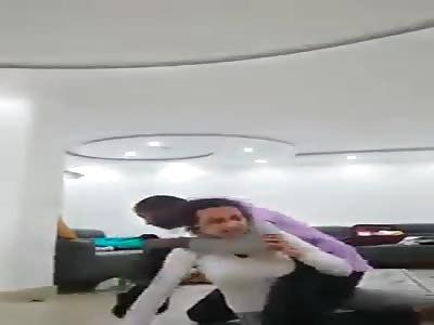 Saudi husband tortured his Moroccan wife