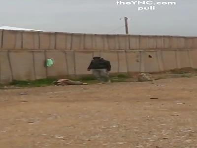 Iraq Daesh Waste
