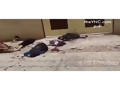 IRAN vs. US Army militia