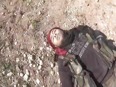Soldier killed in battle