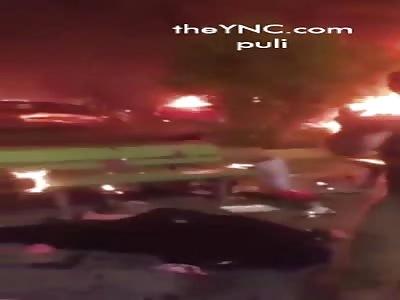 Baghdad bombings show dead women