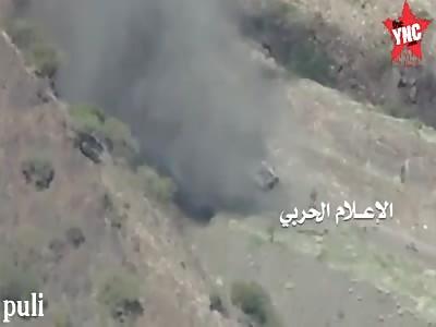 Saudi Forces Ambushed by Yemeni Ansarullah