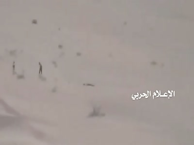 Yemeni Ansarullah vs Saudi Forces