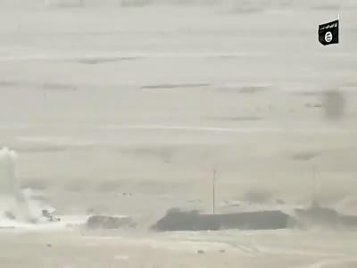 ISIS ATGM attacks Iraq army