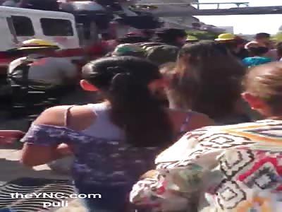 Accident in Puerto Vallarta