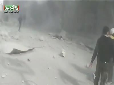 Assad regime has committed several massacres in Eastern