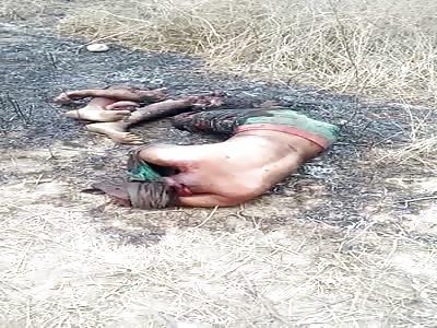 body found all butchered