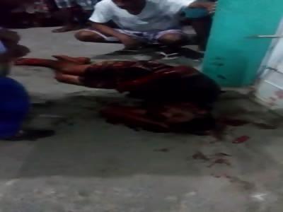 omicide now in the Alto del Papagayo (Brazil)