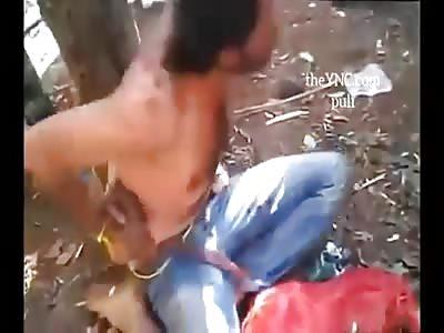 Assad torturaron a esta persona de Siria - Daraa
