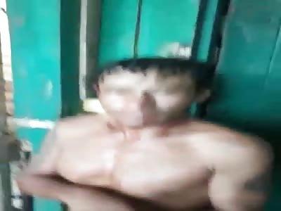 thieves receive punishment
