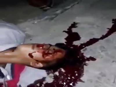 Brazil executions