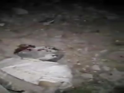 Horrific massacre in Northern Idlib tonight. Russia | n warplanes have bombed Zardana town and killed dozens of civilians