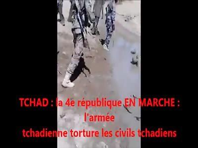 Chadian army tortures Chadian civilis