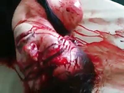SIRIO MAN ASSASSINATED