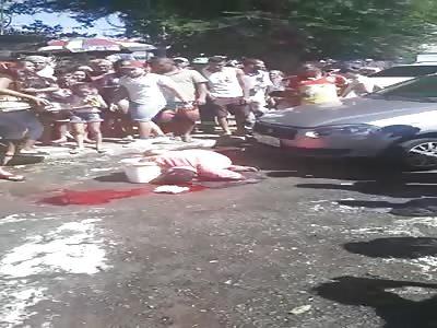 HOMICIDE IN SANTA RITA (BRAZIL)