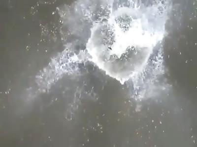 Man Dies While Cliff Jumping at Lake