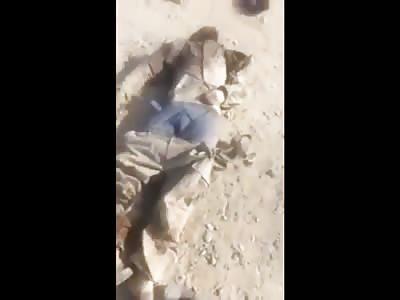 Terrorists killed.in Kirkuk